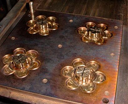 Formpressning og kompressionsstøbning - Form
