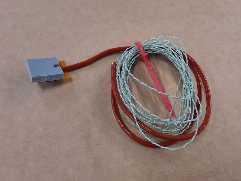 Specialprojekt - temperatursensor - Olet Industrigummi A/S